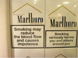 How the Caribbean markets their cigarettes will SHOCK you!